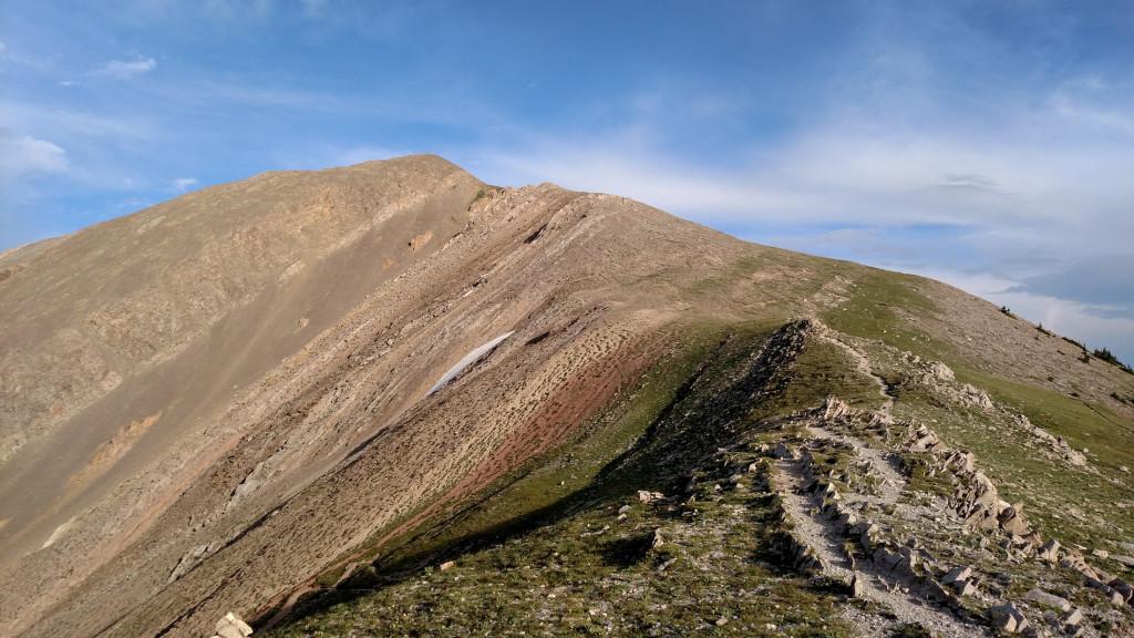 Sacajawea Peak.