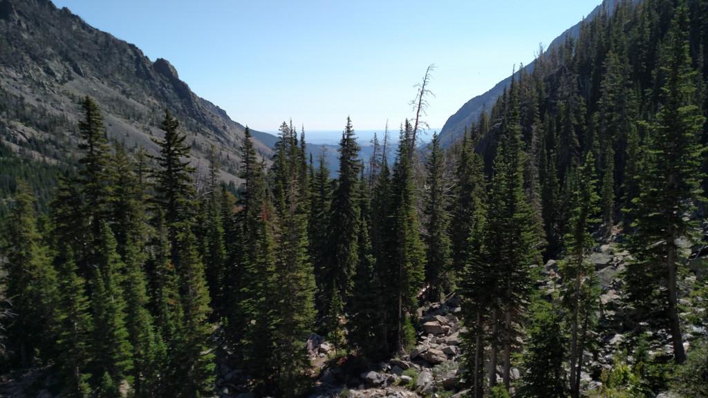 Big Timber Canyon.