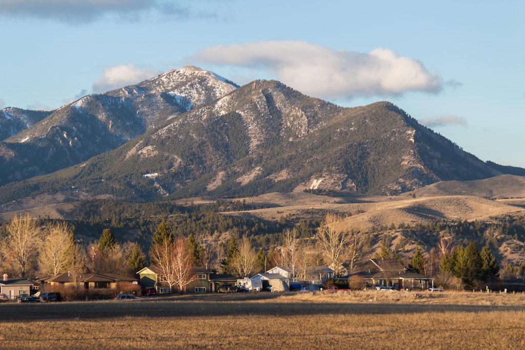 Baldy Mountain.