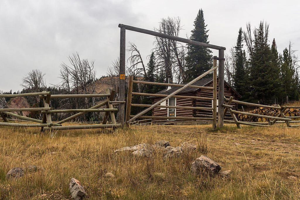Black Butte Cabin.