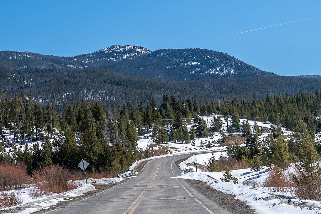 Haystack Mountain.