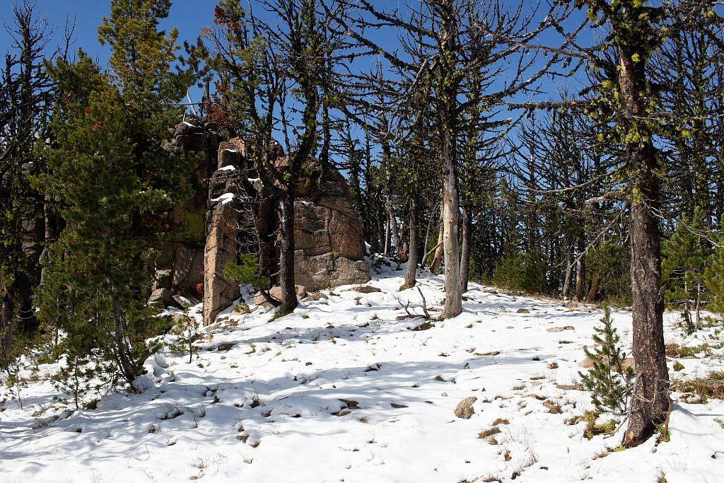 Wapiti Peak.