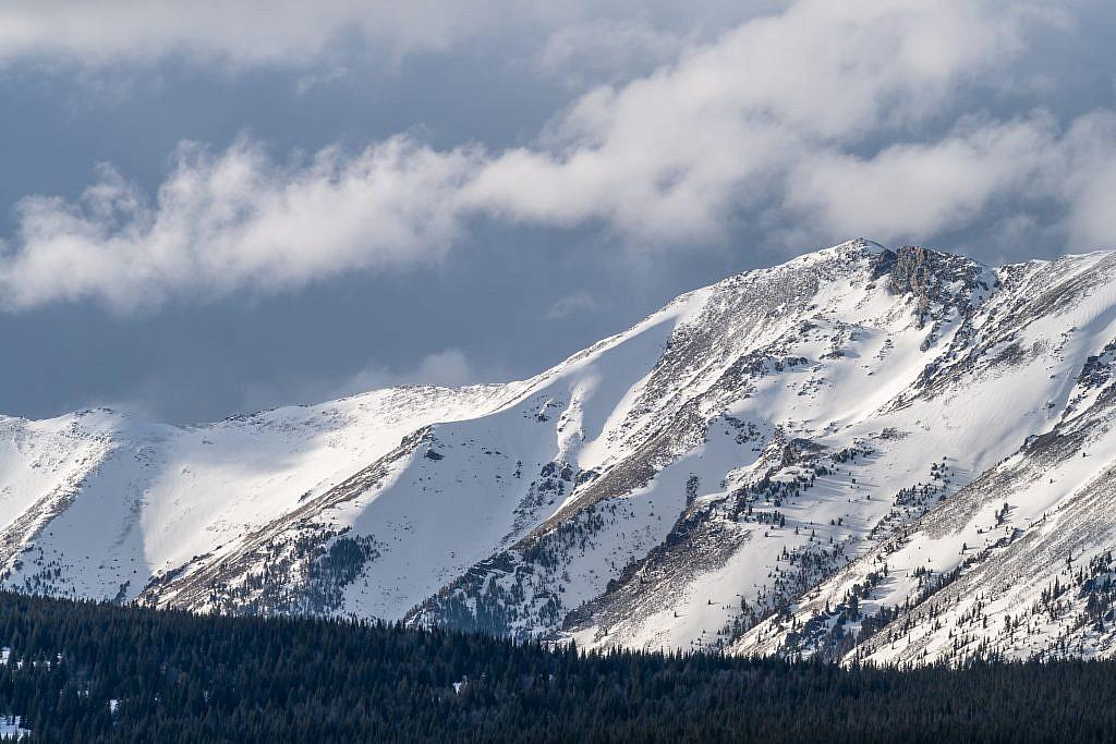 Mount Haggin.